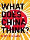 What Does China Think? (eBook)