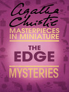 The Edge (eBook): An Agatha Christie Short Story