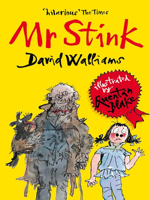 Mr Stink (eBook)