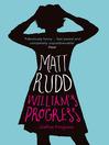 William's Progress (eBook): William Walker Series, Book 2