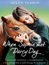 When Sophie Met Darcy Day (eBook)