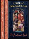 The Penultimate Peril (MP3): A Series of Unfortunate Events Series, Book 12