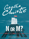 N or M? (eBook): Tommy and Tuppence Series, Book 3