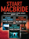 Logan McRae Crime Series Books 4-6 (eBook): Flesh House, Blind Eye, Dark Blood