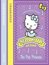 The Pop Princess (Hello Kitty and Friends, Book 4) (MP3)