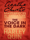 The Voice in the Dark (eBook): An Agatha Christie Short Story
