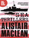 Alistair MacLean Sea Thrillers 4-Book Collection (eBook): San Andreas, The Golden Rendezvous, Seawitch, Santorini