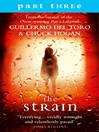 The Strain (eBook): Part 3, Sections 10 to 13 inclusive
