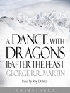 A Dance with Dragons, Part 2 (MP3): A Song of Ice and Fire Series, Book 5
