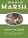 Artists in Crime (eBook): Rodderick Alleyn Series, Book 6