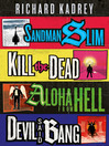 The Sandman Slim Series Books 1-4 (eBook)