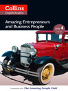 Amazing Entrepreneurs & Business People (eBook): B2 (Collins Amazing People ELT Readers)