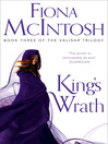 King's Wrath (eBook): Valisar Trilogy, Book 3