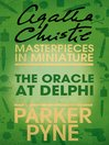 The Oracle at Delphi (eBook): An Agatha Christie Short Story