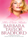 Her Own Rules (eBook)