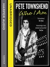 Pete Townshend (MP3): Who I Am