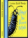 Harry the Poisonous Centipede (MP3)