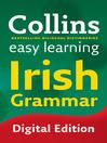 Collins Easy Learning Irish Grammar (eBook)