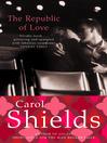 The Republic of Love (eBook)