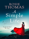 A Simple Life (eBook)