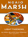 Light Thickens (eBook)