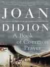 A Book of Common Prayer (eBook)