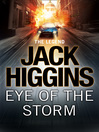 Eye of the Storm (eBook): Sean Dillon Series, Book 19