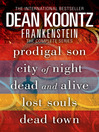 Dean Koontz's Frankenstein (eBook): The Complete 5-Book Collection