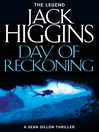 Day of Reckoning (eBook): Sean Dillon Series, Book 8