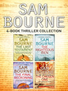 Sam Bourne 4-Book Thriller Collection (eBook)