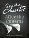 After the Funeral (eBook): Hercule Poirot Series, Book 30