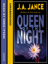 Queen of the Night (MP3): Sheriff Brandon Walker Mystery Series, Book 4