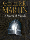A Storm of Swords: Blood and Gold (MP3): Song of Ice and Fire Series, Book 3
