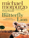 The Butterfly Lion (eBook)