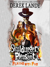 Playing with Fire (MP3): Skulduggery Pleasant Series, Book 2