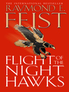 Flight of the Night Hawks (eBook): Riftwar: The Darkwar Saga, Book 1