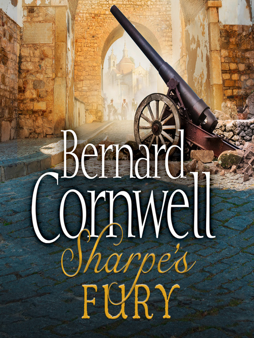 Sharpe's Fury (MP3): Sharpe Series, Book 11