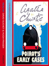 Poirot's Early Cases (MP3): Hercule Poirot Series, Book 38