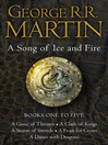 A Game of Thrones - 7 books in 1 (eBook): A Song of Ice and Fire