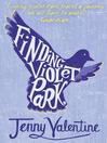 Finding Violet Park (eBook)