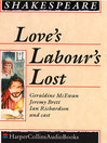 Love's Labours Lost (MP3)
