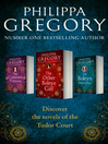 Philippa Gregory 3-Book Tudor Collection 1 (eBook): The Constant Princess, The Other Boleyn Girl, The Boleyn Inheritance
