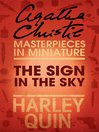 The Sign in the Sky (eBook): An Agatha Christie Short Story