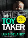 The Toy Taker (Free Sampler) (eBook): D.I. Sean Corrigan Series, Book 3
