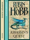 Assassin's Quest (MP3): The Realm of the Elderlings: The Farseer Trilogy, Book 3