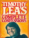 Timothy Lea's Complete Confessions (eBook)