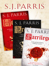 Giordano Bruno Thriller Series Books 1-3 (eBook): Heresy, Prophecy, Sacrilege