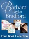 Barbara Taylor Bradford's 4-Book Collection (eBook)