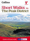 Short walks in the Peak District (eBook)