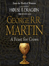 A Feast for Crows (MP3): Song of Ice and Fire Series, Book 4